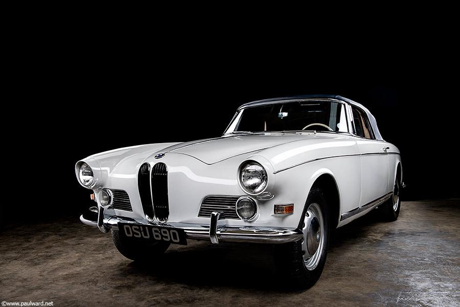 BMW 503 by car photographer Paul Ward
