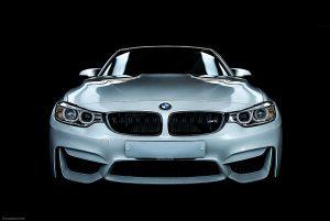 BMW M3 by automotive photographer Paul Ward
